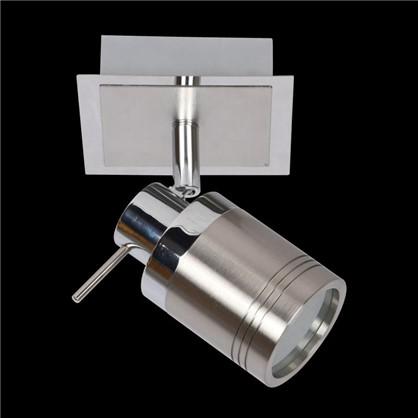 Купить Светильник накладной Escada 1хGU10 IP44 цвет хром/никель дешевле