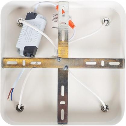 Купить Светильник накладной поворотный Wolta SPOT06-CLL20W-4 20 Вт цвет белый/дерево дешевле