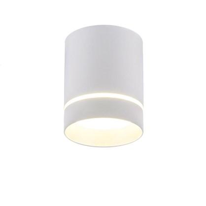 Купить Накладной светильник светодиодный Elektrostandard DLR021 9 Вт 4200 К цвет белый матовый свет холодный белый дешевле