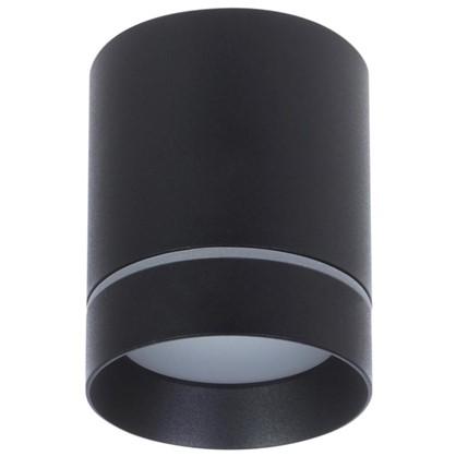 Купить Накладной светильник светодиодный Elektrostandard DLR021 9 Вт 4200 К цвет черный матовый свет холодный белый дешевле