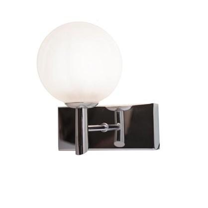 Купить Светильник настенный Escada шар 1хG9 IP44 цвет хром дешевле