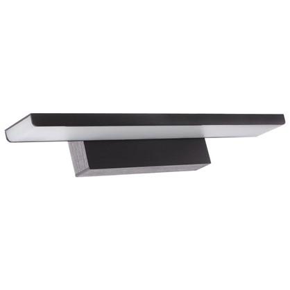 Купить Светильник настенный светодиодный Sankara 16 Вт цвет черный дешевле