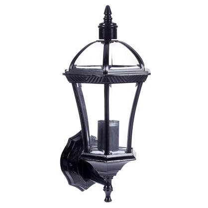 Светильник настенный уличный Capella 60 Вт IP44 цвет черный
