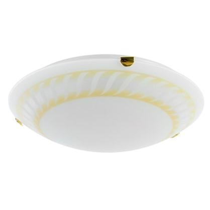 Купить Светильник настенно-потолочный 2xE27x100 Вт цвет мультиколор дешевле