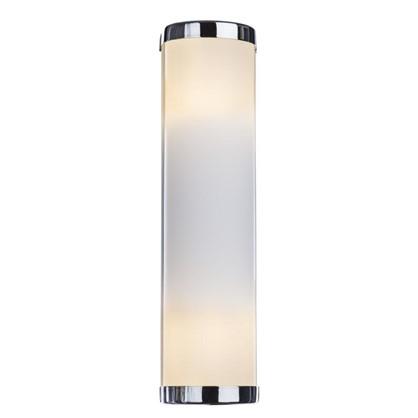 Купить Светильник настенно-потолочный Aqua 2xE14x40 Вт цвет хром IP44 дешевле