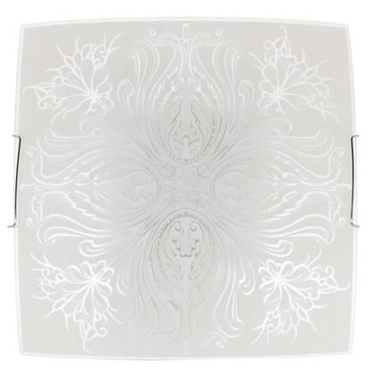 Светильник настенно-потолочный Korda 2xE27x60 Вт цвет белый/хром