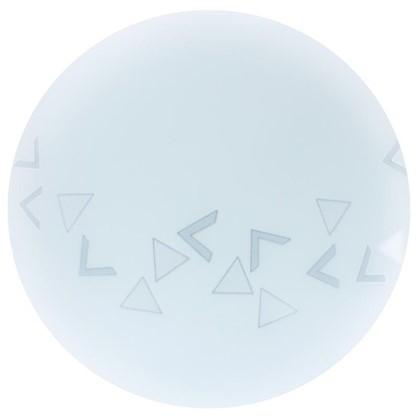 Светильник настенно-потолочный Mars 1xE27x60 Вт треугольники