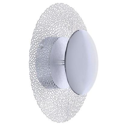 Купить Светильник настенно-потолочный Solario 3560/18L 18 Вт цвет серебряный дешевле