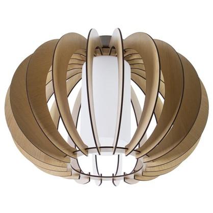 Светильник настенно-потолочный Stellato 1xE27x60 Вт цвет клен