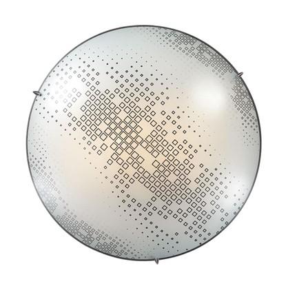 Светильник настенно-потолочный светодиодный Winds 28 Вт стекло