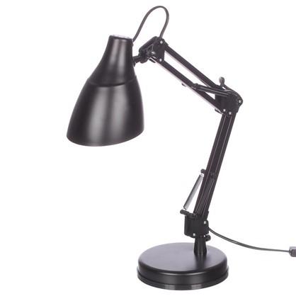 Светильник настольный Arrow KD-331 1хЕ27х40 Вт цвет черный