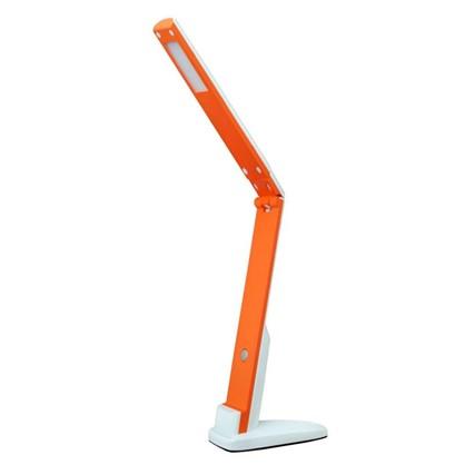 Купить Светильник настольный Fold KD-808 5 Вт цвет белый/оранжевый дешевле