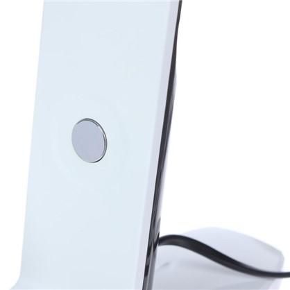 Светильник настольный Fold KD-808 5 Вт цвет черный/белый