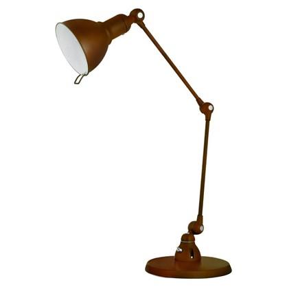 Купить Светильник настольный Grace KD-334 1хЕ27х40 Вт цвет шоколадный дешевле