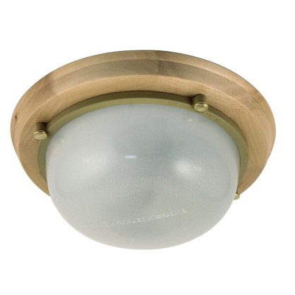 Светильник НББ ТермаКруг 03-60-021 цвет липа IP65