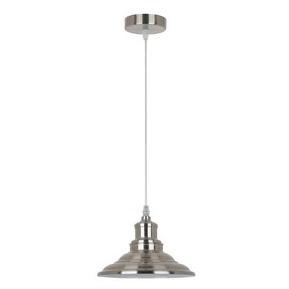 Светильник подвесной Cymbal PL-600 1xE27x40 Вт 2 м² цвет хром
