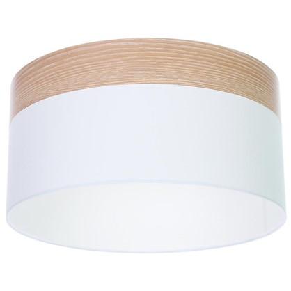 Светильник потолочный 15221D 3xE27х40 Вт цвет бежевый