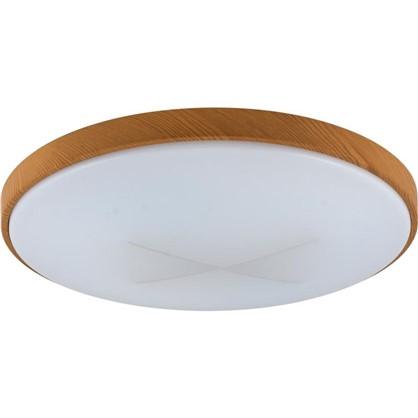 Светильник потолочный светодиодный LuminArte Starwood 100 Вт диаметр 80 см с диммером и пультом ДУ