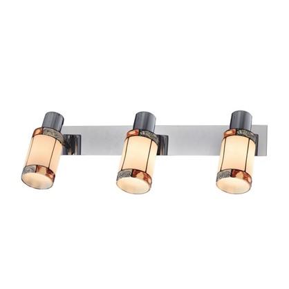 Купить Светильник поворотный Eurosvet Tiffany 20054/3 3хЕ14х40 Вт цвет хром дешевле