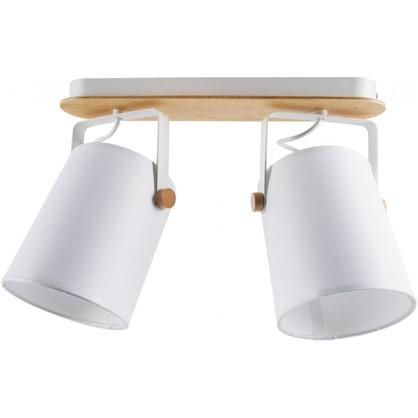Купить Светильник поворотный TK Lighting Relax White 1612 2хЕ27х60 Вт дешевле