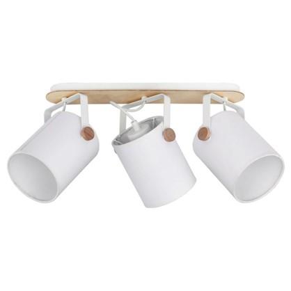 Светильник поворотный TK Lighting Relax White 1613 3хЕ27х60 Вт