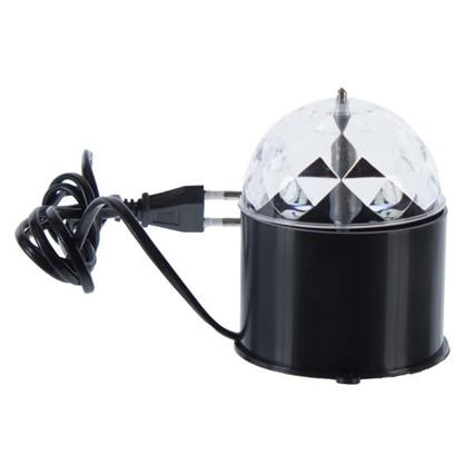 Светильник-проектор светодиодный RGB Disco 1x0.3 Вт
