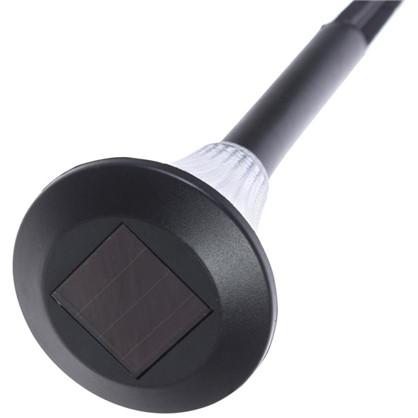 Светильник садовый светодиодный Эра SL-PL31 на солнечной батарее 31 см цвет черный