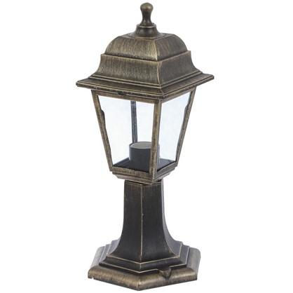 Светильник садовый TDM 1хЕ27х60 Вт IP44 пластик цвет бронза