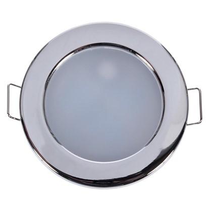 Светильник светодидный Стандарт 4 Вт 280 Лм 220 В цвет хром свет дневной белый