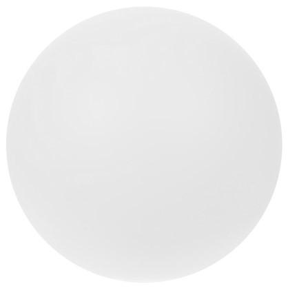 Светильник светодиодный аккумуляторный Шар RGB 20 см цвет белый