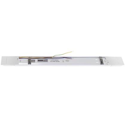Светильник светодиодный LLFS 18 Вт 1120 Лм 4000 К IP20