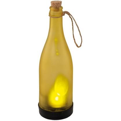 Купить Светильник светодиодный на солнечных батареях 1x006 Вт цвет желтый дешевле