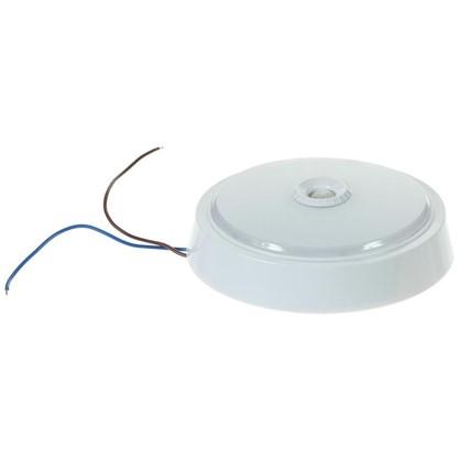Светильник светодиодный с датчиком движения Эра 5 Вт цвет белый