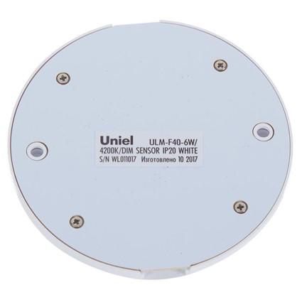 Светильник светодиодный Uniel ULM-F40-6W/DIM