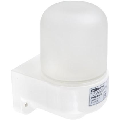 Купить Светильник угловой TDM Electric Сауна 1xE27x60 Вт IP54 дешевле