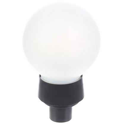 Светильник уличный Шар E27х60 Вт пластик IP43