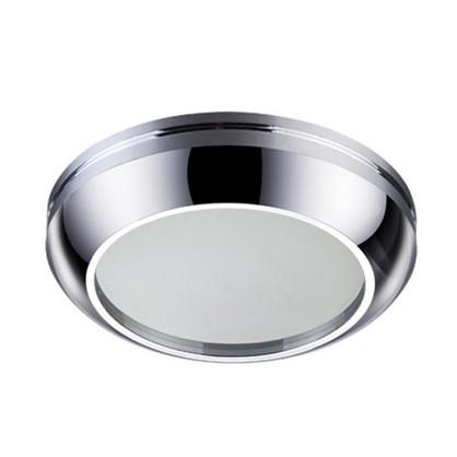 Купить Светильник встраиваемый Novotech Damla 370386 цоколь GX5.3 дешевле