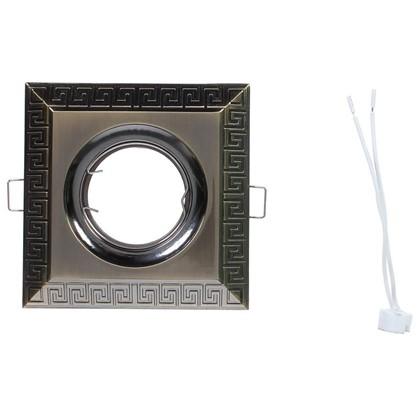 Купить Встраиваемый светильник Novotech Nemo 369564 цоколь GU5.3 50 Вт дешевле