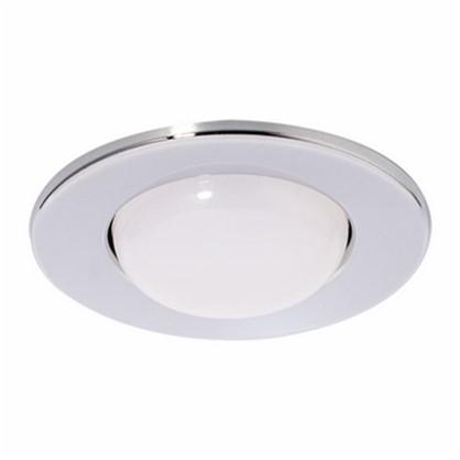 Встраиваемый светильник R50 E14x40 Вт цвет хром