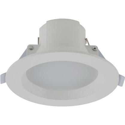 Встраиваемый светильник светодиодный 5 Вт 400 Лм 3000 К свет теплый белый 3 ступени диммирования цена