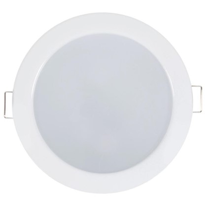 Встраиваемый светильник светодиодный 6 Вт 4000K 550Лм 220В цвет белый