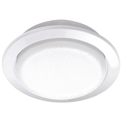 Встраиваемый светильник светодиодный 7 Вт свет теплый белый