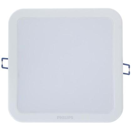 Встраиваемый светильник светодиодный DN027B 12 Вт квадрат