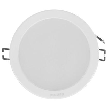 Встраиваемый светильник светодиодный DN027B 9 Вт круг
