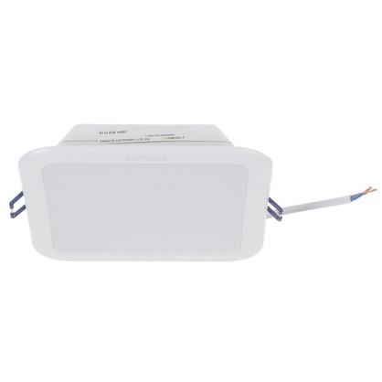 Встраиваемый светильник светодиодный DN027B 9 Вт квадрат