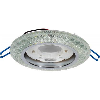 Купить Встраиваемый светильник светодиодный Emilia 53270 GX53x20 Вт цвет прозрачный дешевле