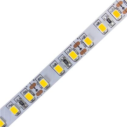 Светодиодная лента 14.4 Вт/120LED/м свет теплый белый IP23