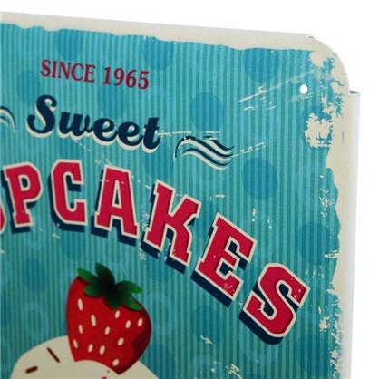 Купить Табличка Cupcakes 20x30 см дешевле