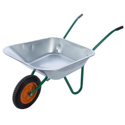 Купить Тачка садовая 90 кг/65 л дешевле