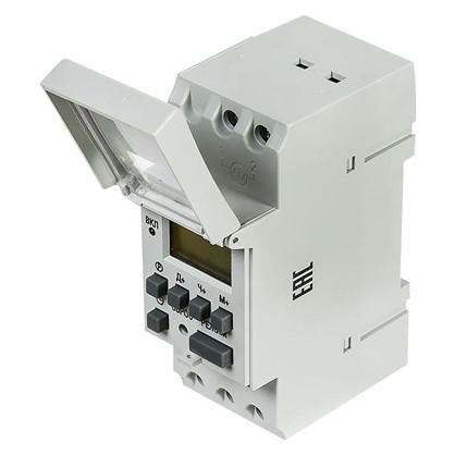 Таймер цифровой ТЭ15 на DIN-рейку 16 А 230 В